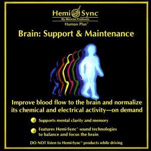 Brain: Support & Maintenance CD