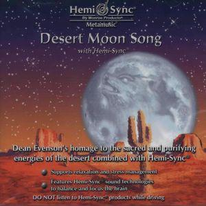 Desert Moon Song CD