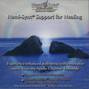 Hemi-Sync Support for Healing CD
