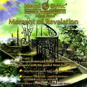 Moment of Revelation CD