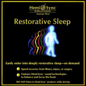 Restorative Sleep CD