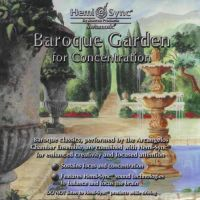Baroque Garden CD - show product detail