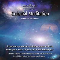 Celestial Meditation CD - show product detail