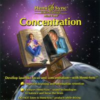 Concentration CD - show product detail