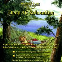 Deep 10 Relaxation CD - show product detail