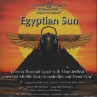 Egyptian Sun CD - show product detail