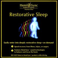 Restorative Sleep CD - show product detail