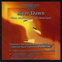 River Dawn: Piano Meditations CD - show product detail