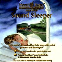 Sound Sleeper CD - show product detail